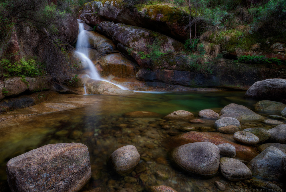 landscape, eurobin falls, waterfall, mt buffalo, mount buffalo, alpine national park, lincoln harrison, ladies bath falls