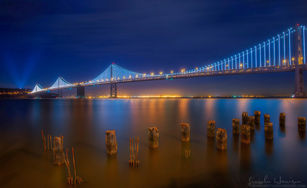 San Franciso Bay Bridge