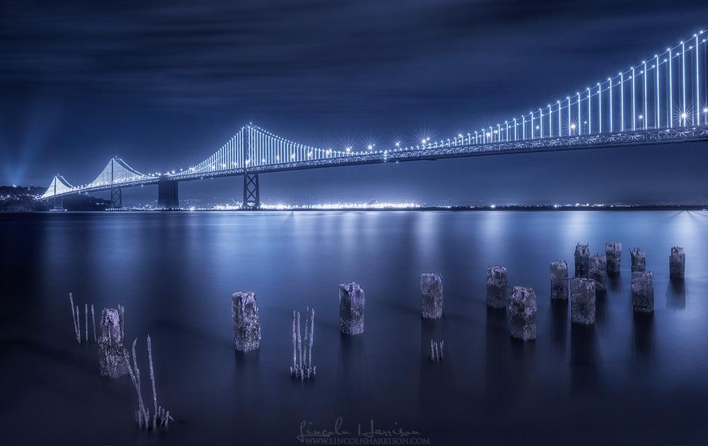 embarcadero san franciso bay bridge