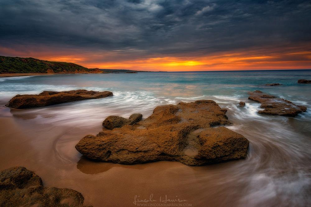 sunnymeade beach aireys inlet victoria