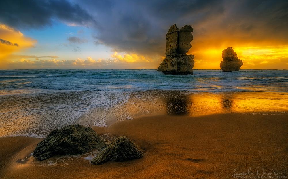 Twelve Apostles Gibsons Beach