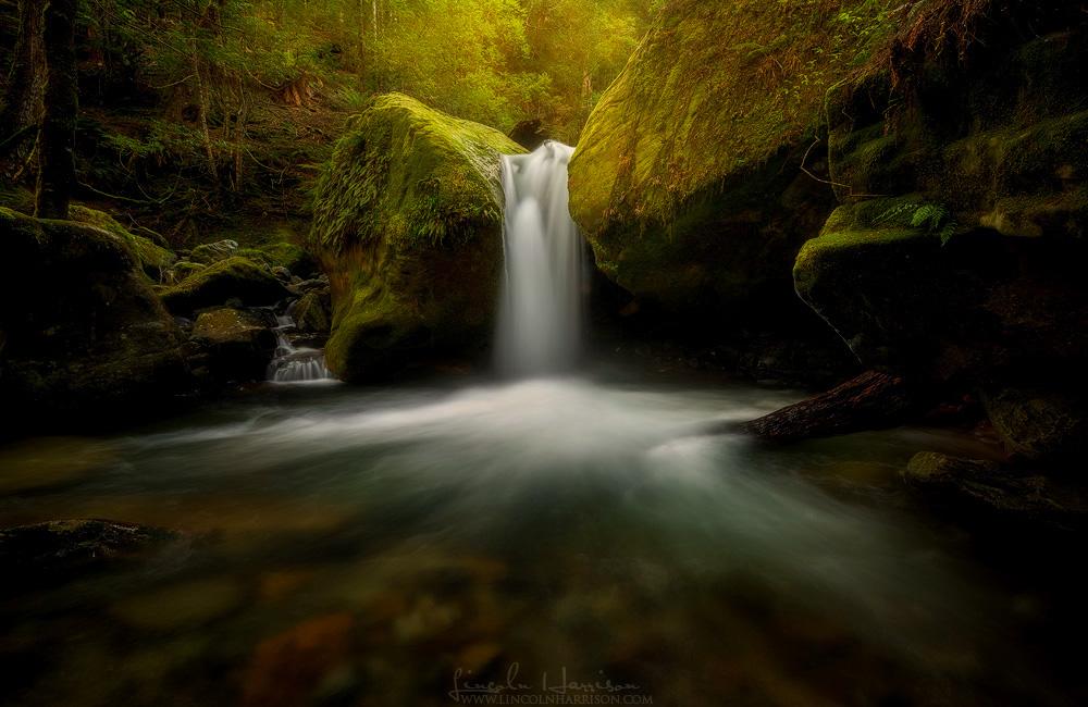 Chasm Falls, Meander Valley, Tasmania.