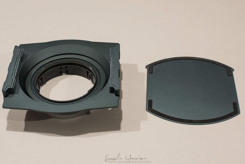 G150Z with the gasket on the protective plate
