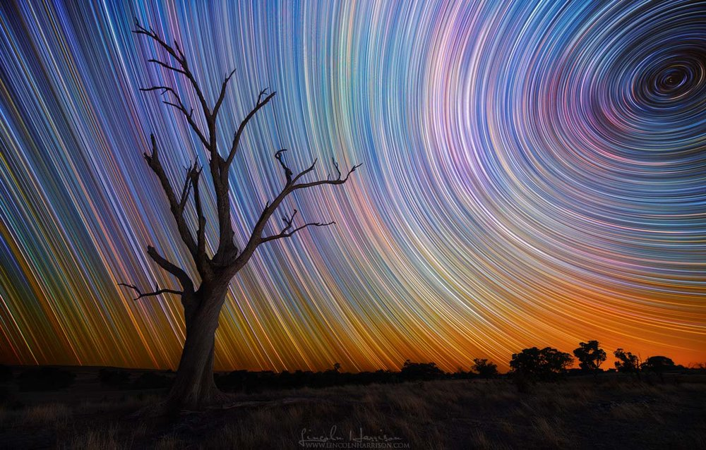 Derrinal Startrails