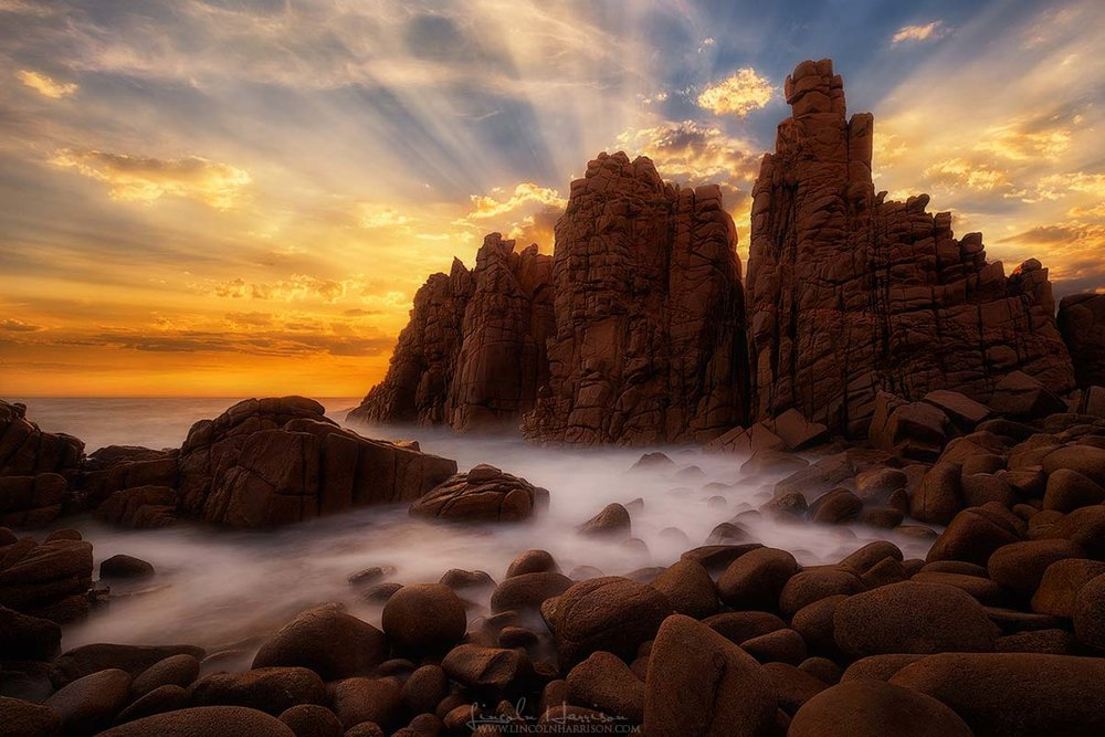 Pinnacles Cape Woolamai