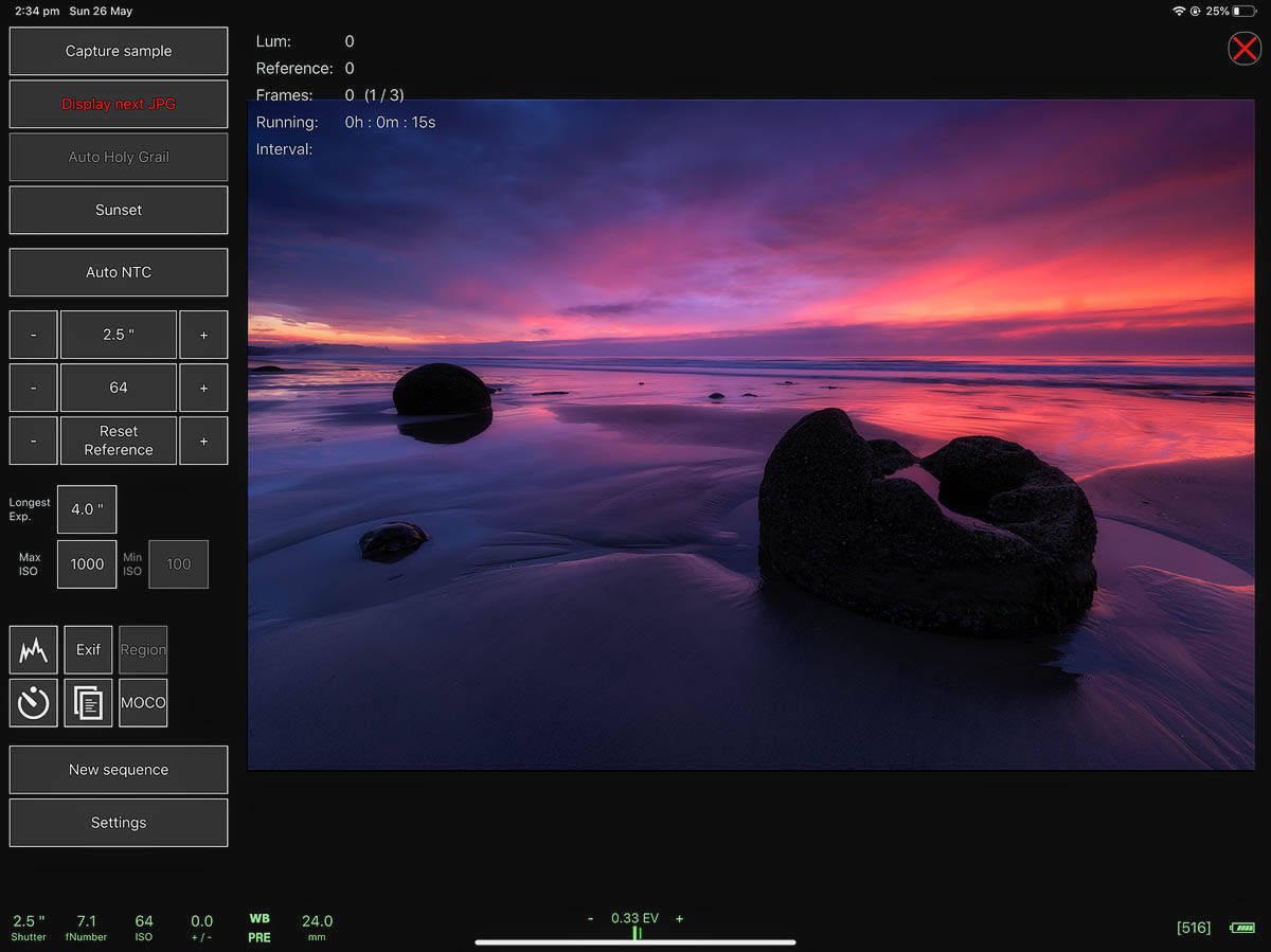 D850 Holy Grail Timelapse — LINCOLN HARRISON PHOTOGRAPHY