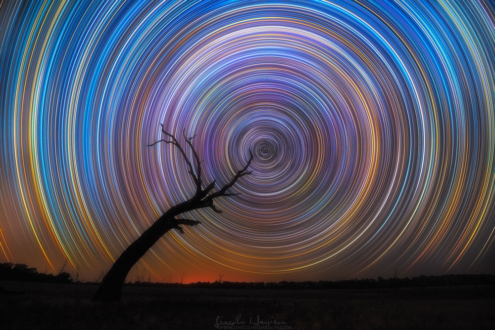 Mt Ida Creek Eppalock startrails