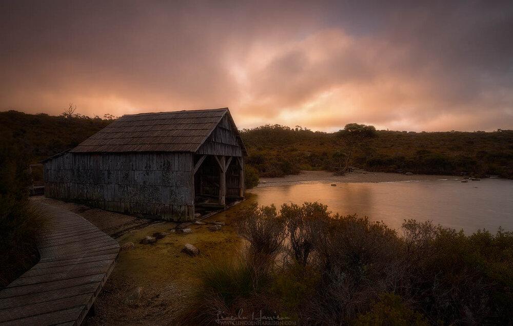 Boathouse, Lake Dove