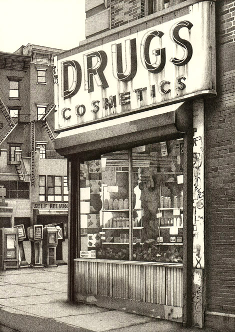 Drugstore Manhattan