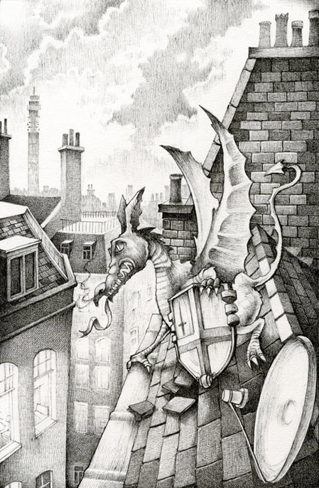 london_dragon_on_hospital_roof_Dragon_Shield_nick_tankard.jpg