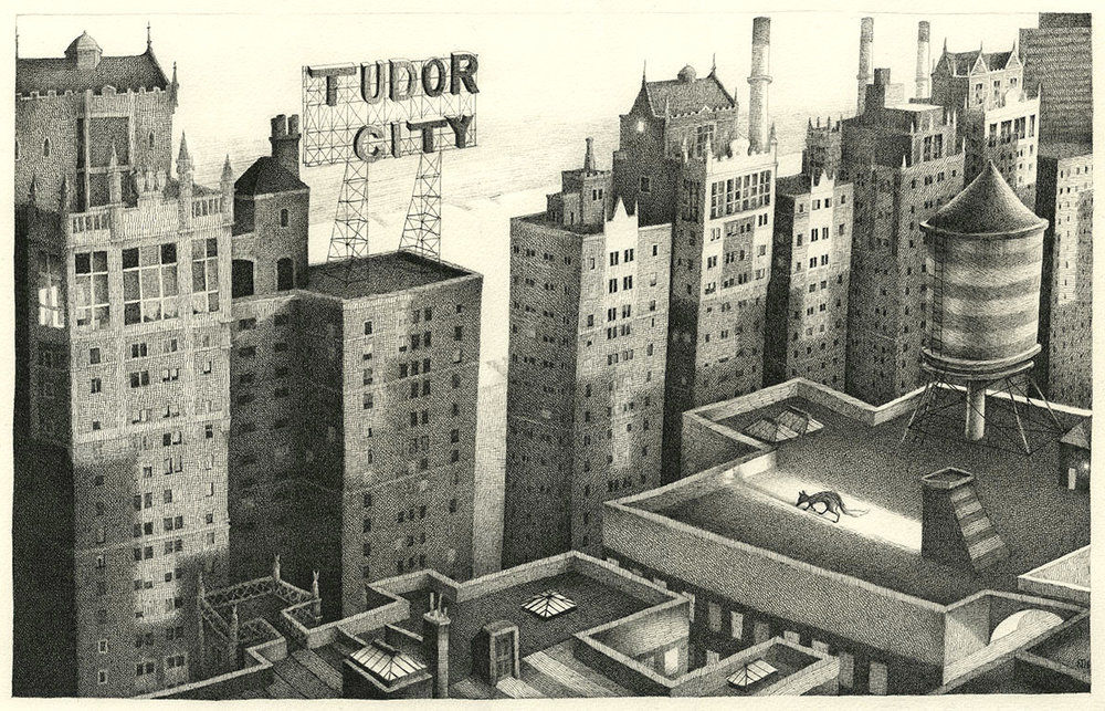 Tudor City New York