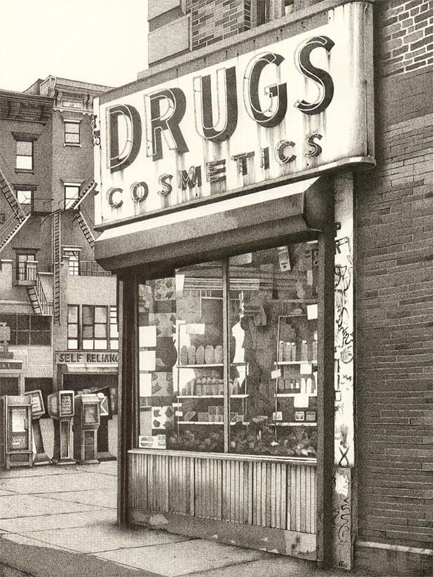 Drugstore New York