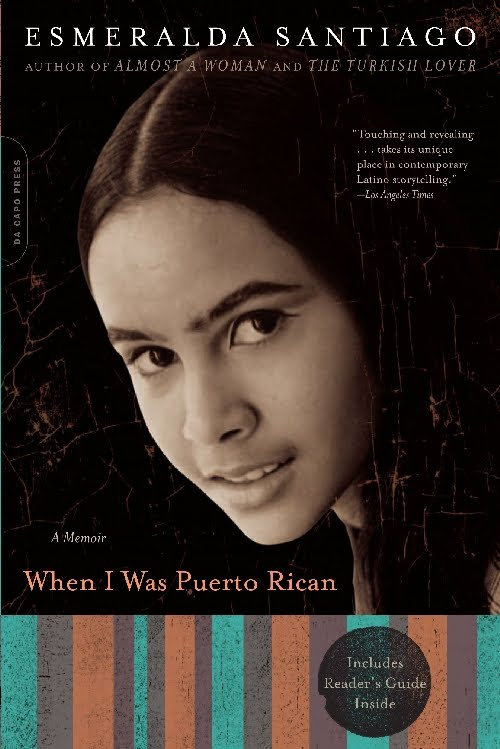 when i was puerto rican book There probably hasn't been a history book anticipated more within the puerto rican community about gozamos gozamos is an independent online magazine focused on.