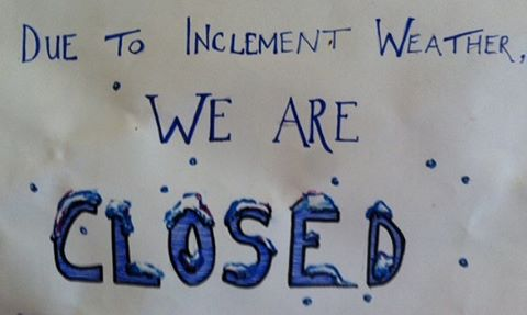 We will be closed on Friday. Please check back daily for more updates. #premiumcoffeewithconviction #cuphuggers
