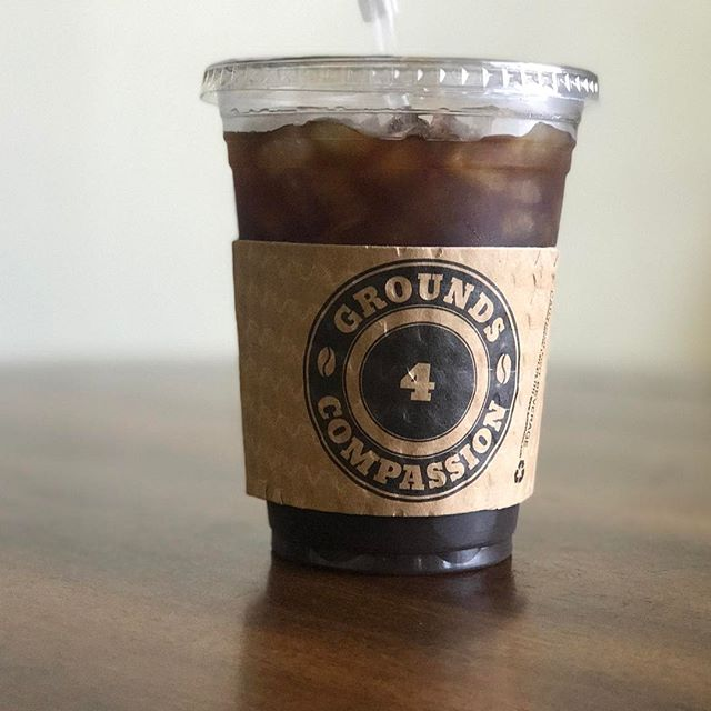 Our first batch of cold brew this season!  Come in and try our Mocha Java Brew. #coldbrew #premiumcoffeewithconviction #espresso #latte #coffee #coffeeroaster