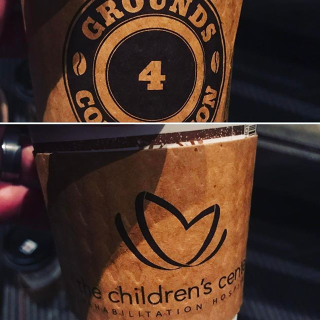 Awesome coffee supporting a great cause at church!! Love it. @tccokc @victorychurchok #churchcoffee #latte #espresso #premiumcoffeewithconviction #coffeeroaster