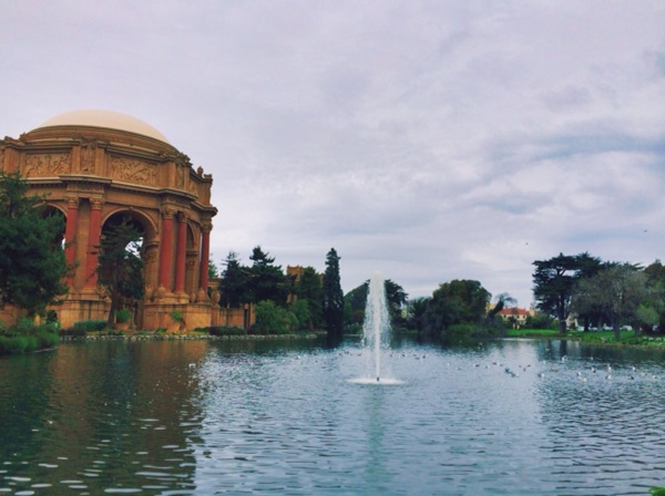 Palace of Fine Arts, SF