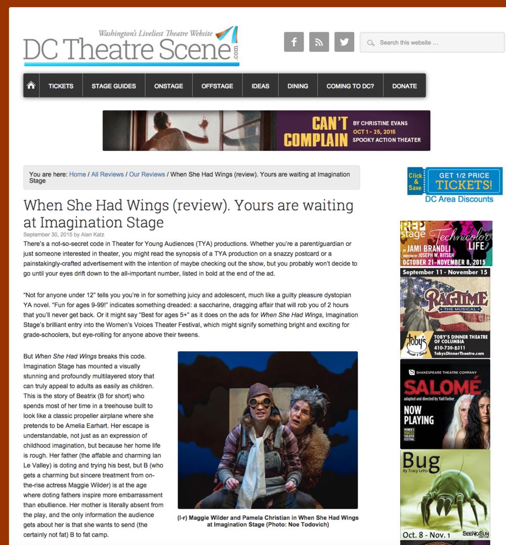 DC Theatre Scene