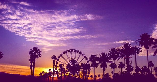 🌴🎧🎡7 Chellas ago my life changed forever. ❤️🌴💜 . Coachella puts you on a planet where love, life, & music are the only guiding forces propelling you to exist. Whether you fall instantly in love with a person, band, or feeling, Coachella reminds you that it's ok & there are no regrets here. There are no rules, but everyone respects the forces of life, love, & music; it's truly an unmatched experience. ~ @britt_thomas21 happy birth #hunterthomas we will celebrate you at the #saharatent @sctt_thms  Wishing everyone a magical experience. See you in the desert!!! Be safe my Cali family!  #coachella2016 #coachella #desert