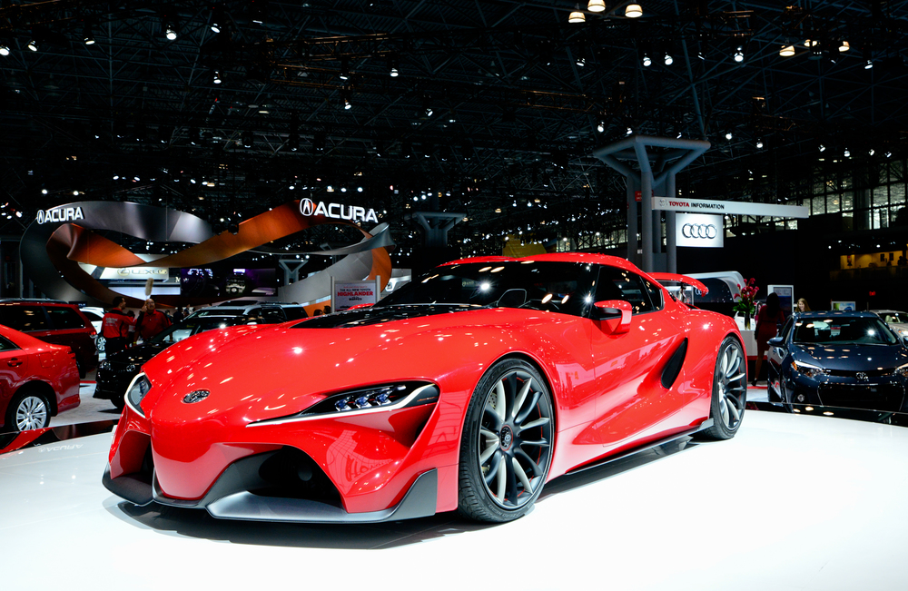The New York International Auto Show x New York City