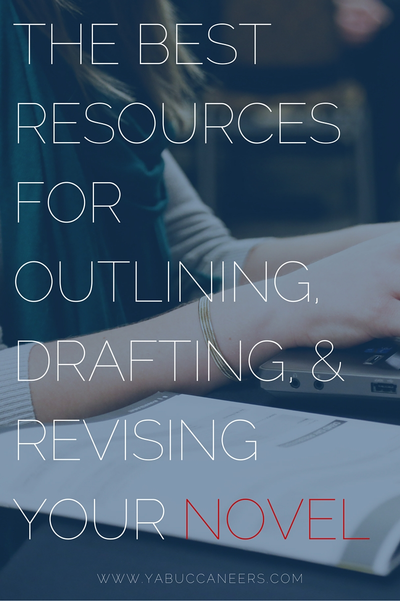 best-resources-drafting-outlining-revising-for-writers-ya-buccaneers