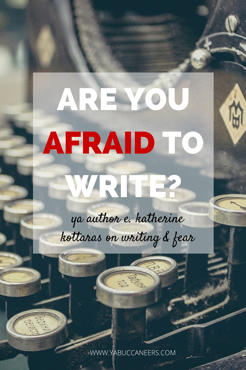 E. Katherine Kottaras is the author of How to Be Brave, Young Adult fiction. She's talking about writing and fear on the YA Buccaneers. Click through to read her post, and be sure to enter the #howtobebrave giveaway AND the critique giveaway exclusive to YA Buccaneers readers!