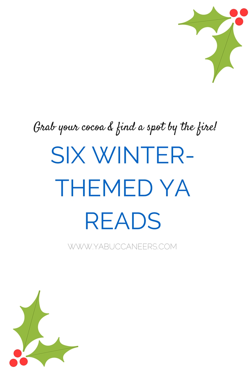 Grab your hot cocoa and find a spot by the fire - we have six of our favorite winter-themed YA reads. click through to check them out + share your favorite!