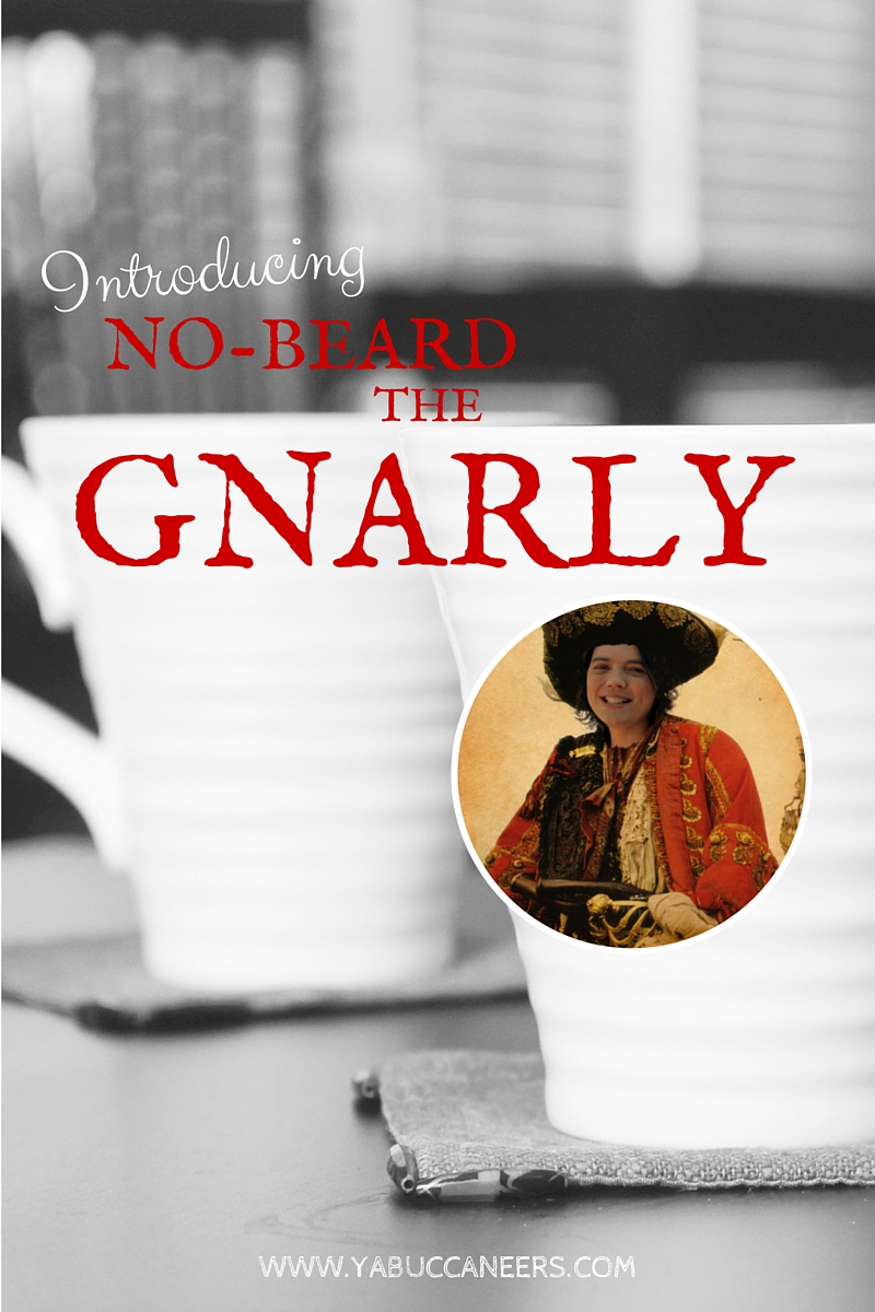 This month, the YA Buccaneers are welcoming a few new shipmates! First up: writer Noelle Henry, aka No-Beard the Gnarly. Check out her interview to get the inside scoop.