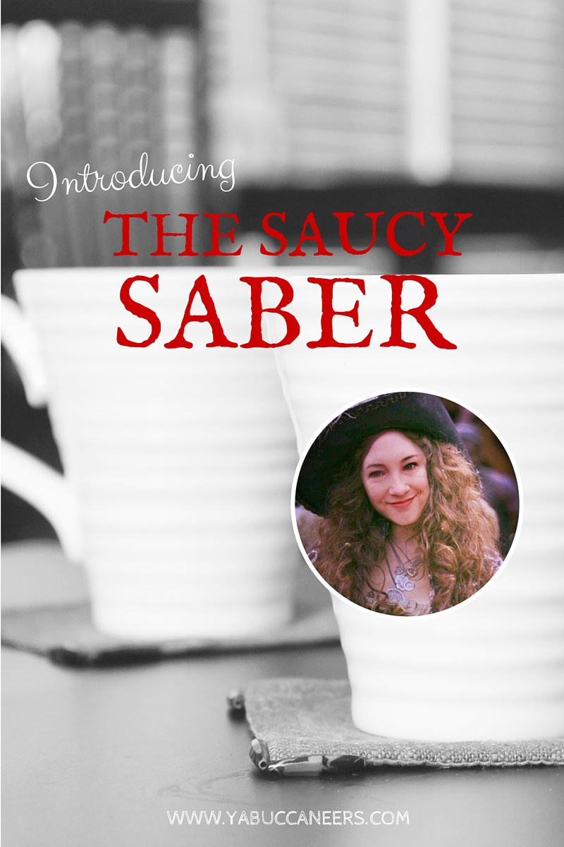 Meet Christina June, new crew member of the YA Buccaneers. Get to know The Saucy Saber here!