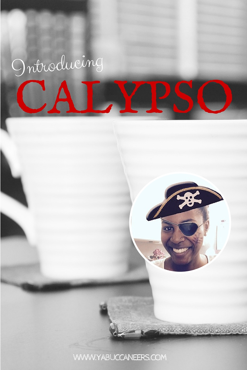 We're introducing our latest new member here at the YA Buccaneers - Patrice Caldwell (a.k.a. Calypso)! Check out our interview with her.