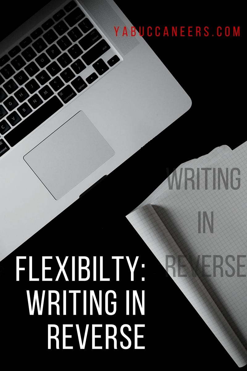 Flexibility Writing in Reverse