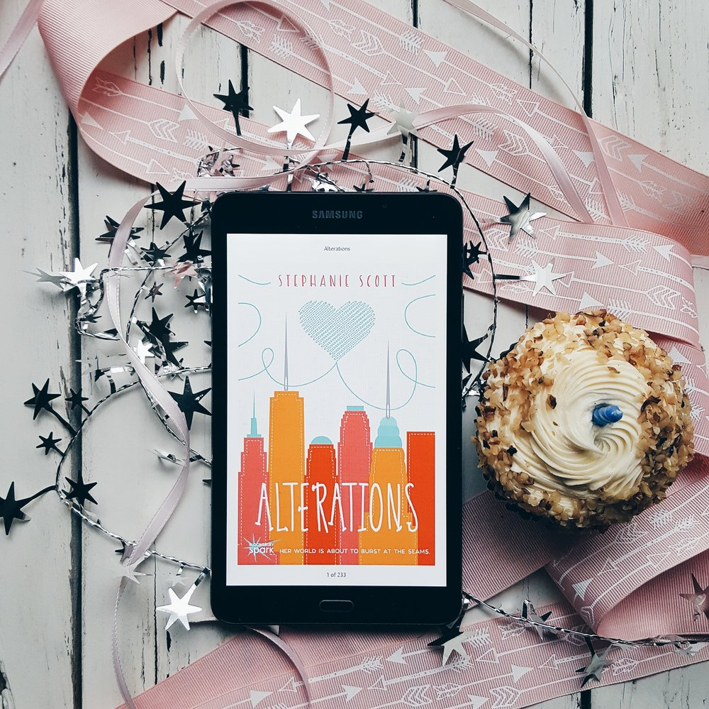 Happy release day to Stephanie Scott! Her YA Contemporary debut is out TODAY. Help us celebrate by entering to win an ebook copy of ALTERATIONS! Check out blog for details >>>