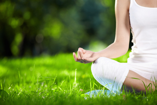 meditation can help decrease hormone levels