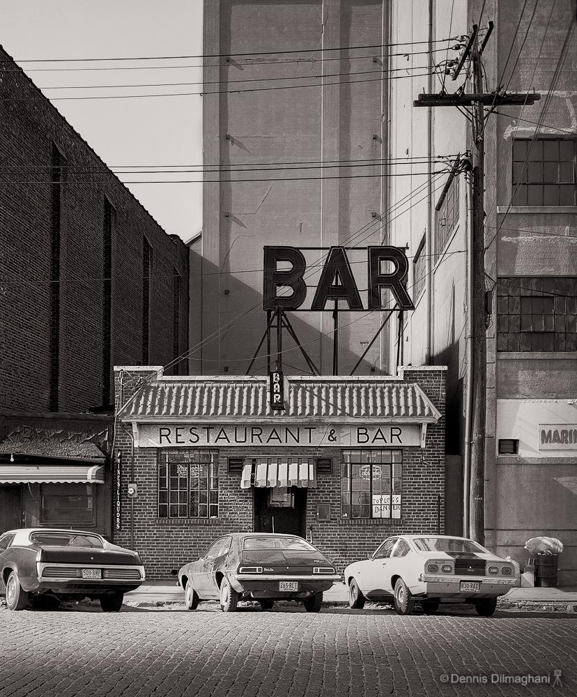 NY Downtown Bar - 1970s