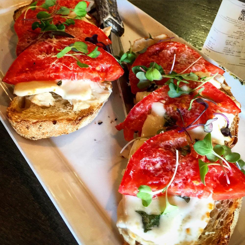 green2Go organic restaurant brea cailfornia tomato cheese  IMG_4295.JPG