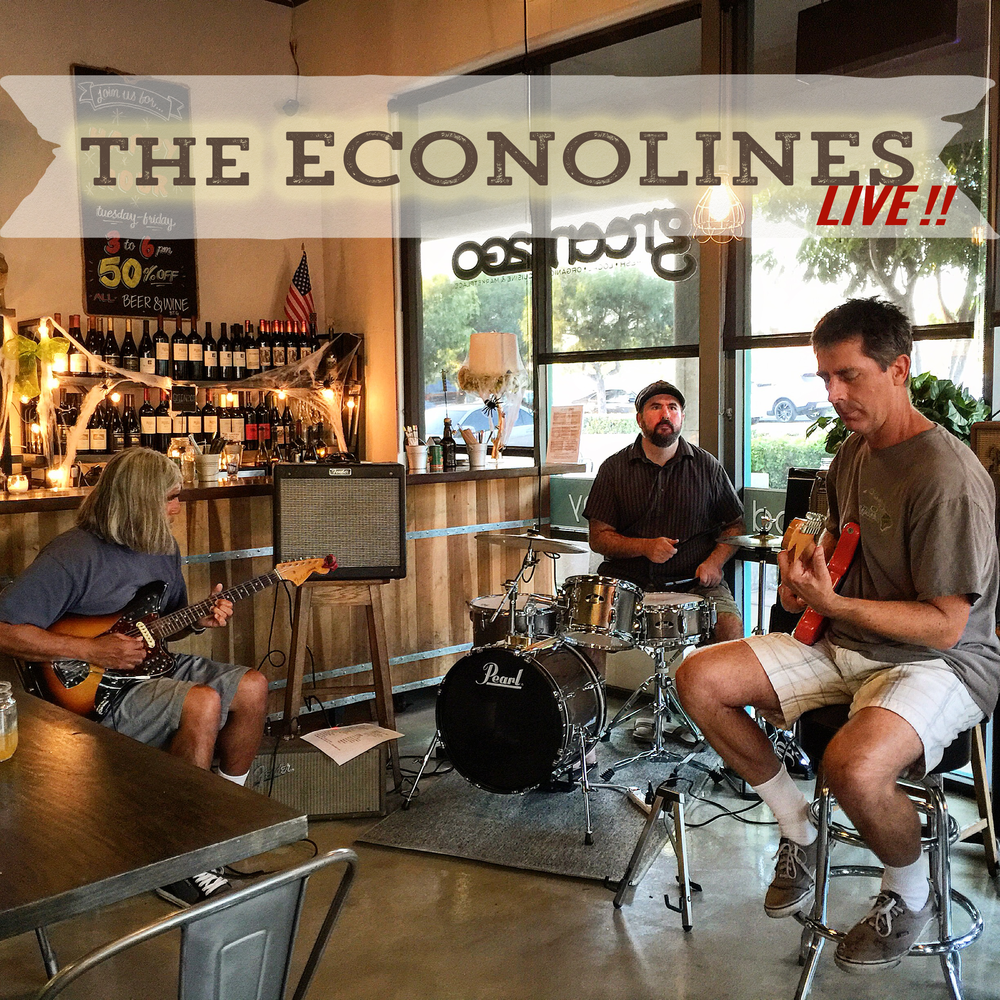 The Econolines Live at green2Go