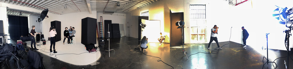 Panoramic image taken at Red Hook Labs (single click to enlarge)