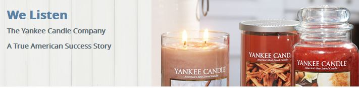 Image Credit: Yankee Candle Dot Com