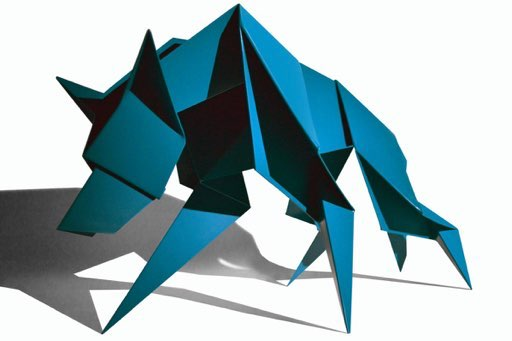 Coyote,  2009 Powder Coated Steel; variable sizes 16 x 31 x 12 inches