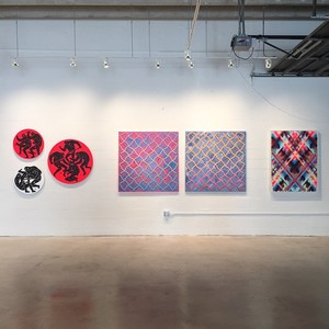 GROUP SHOW   ART BASEL MIAMI  DECEMBER 2014