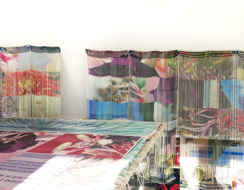 Margo Wolowiec:Studio Views