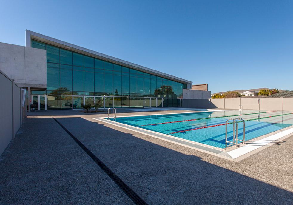 blenheim sports facility