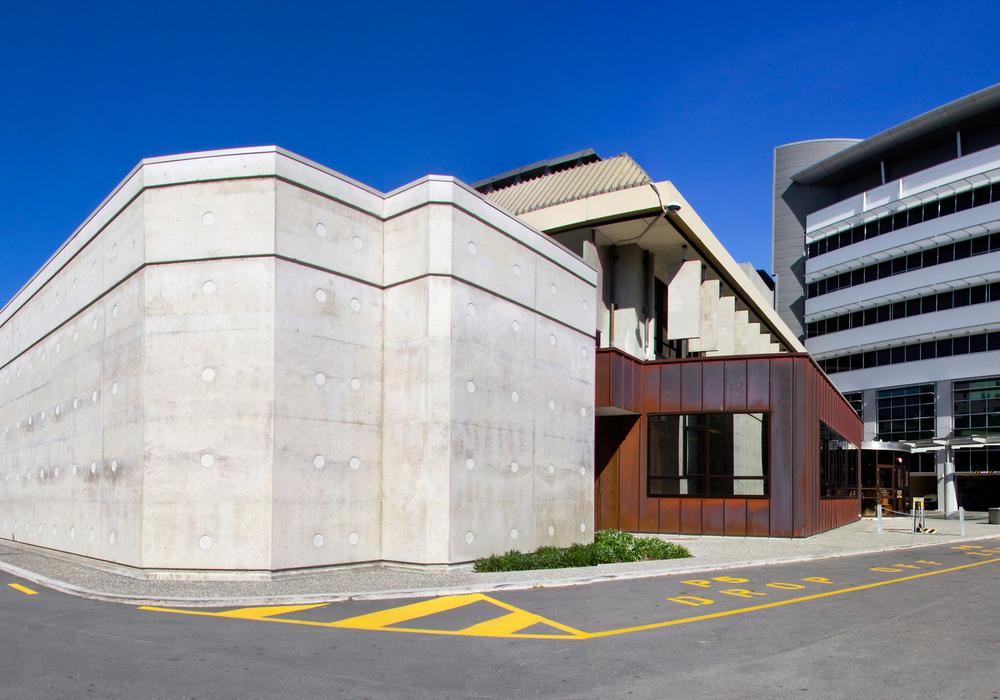Christchurch hospital- radiology