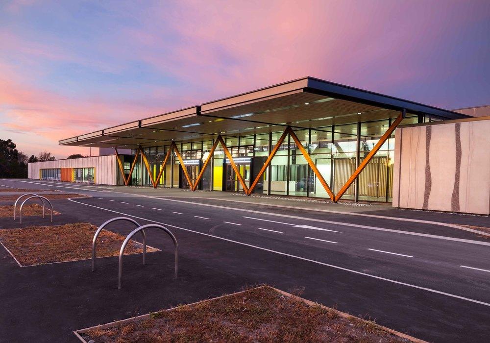 ashburton sports centre
