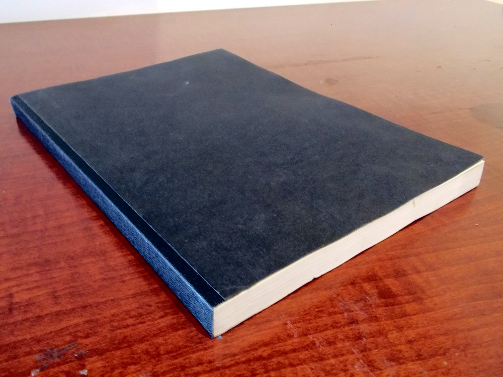 Thesis soft binding manchester