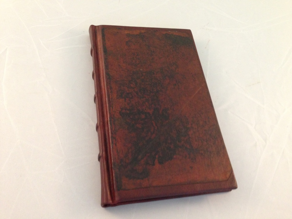 Restored Leather Journal