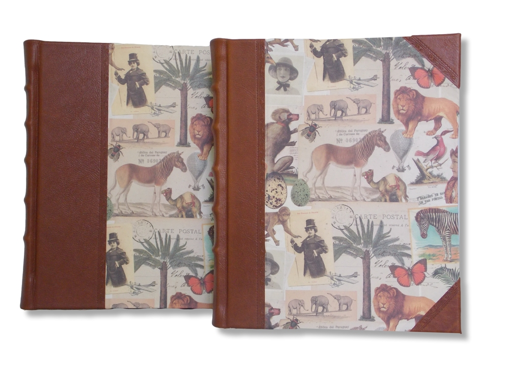 Photo Albums from Safari Collection