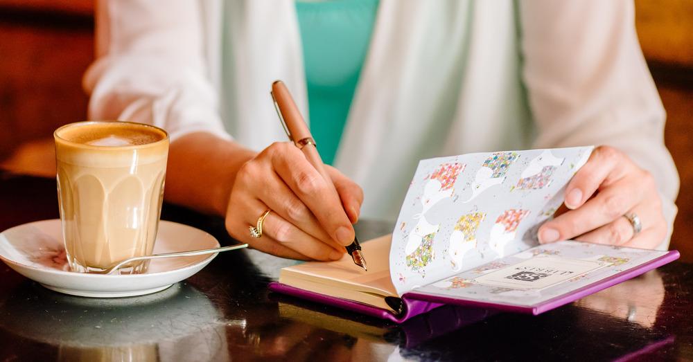 Slimline Journal for Mother's Day