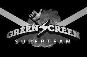 Green Screen Superteam