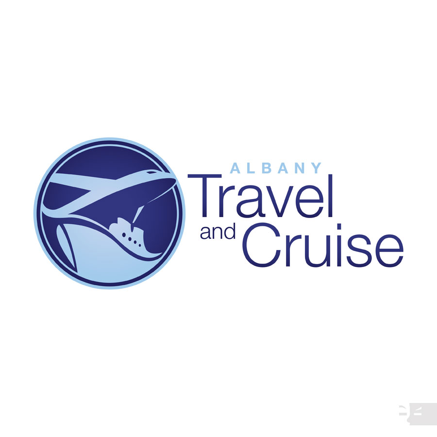 LOGO DESIGN  Albany Travel & Cruise - Albany WA